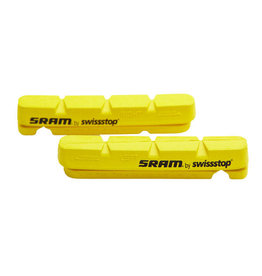 SRAM SRAM Road Brake Pad Inserts for Carbon Rims by SwissStop Pair