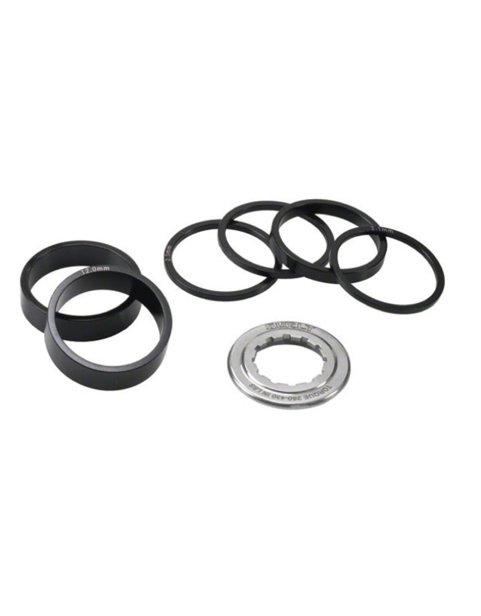 Surly Surly Single-Speed Kit, Spacers and Lockring