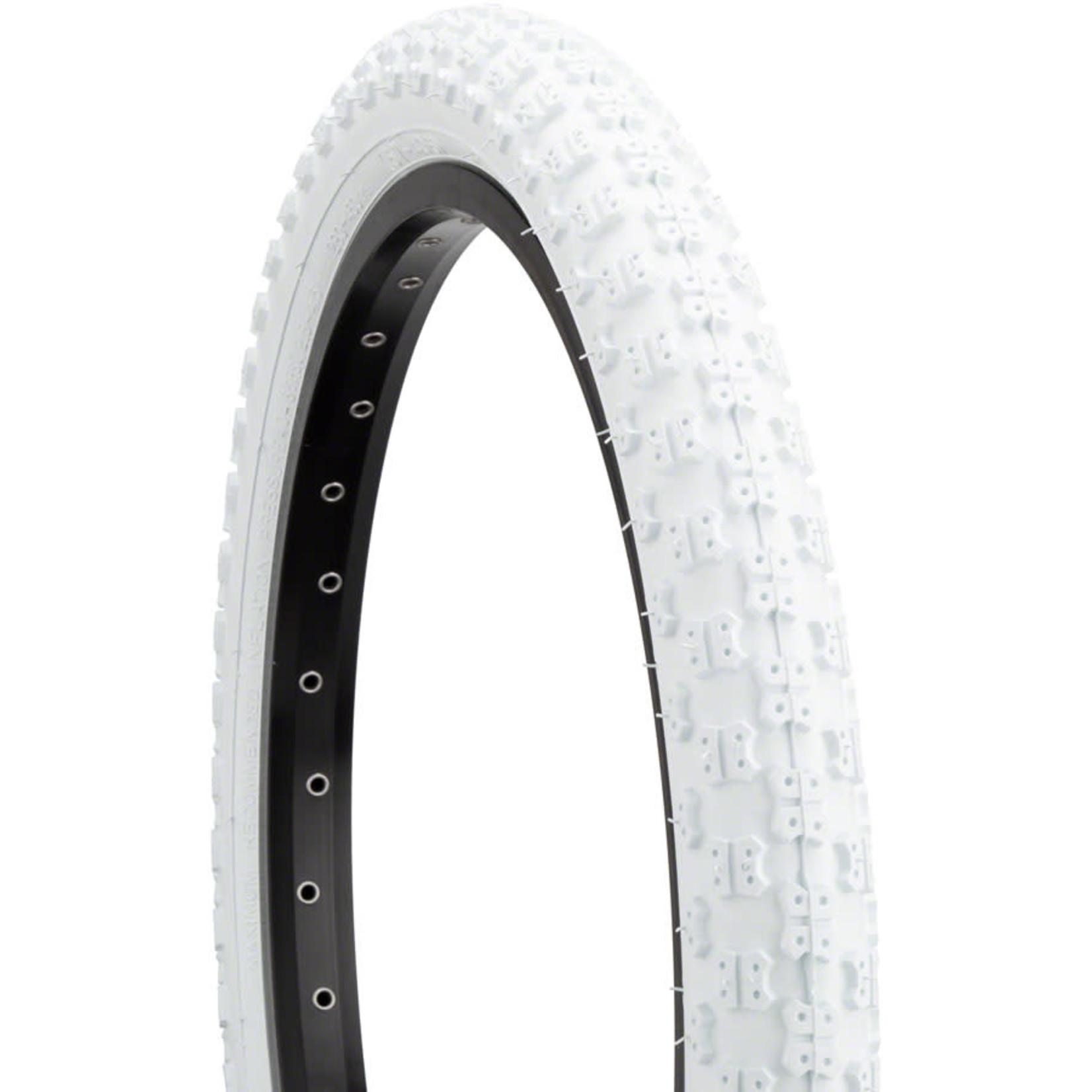 "Kenda Kenda K50 12 x 2.125"" White Tire"