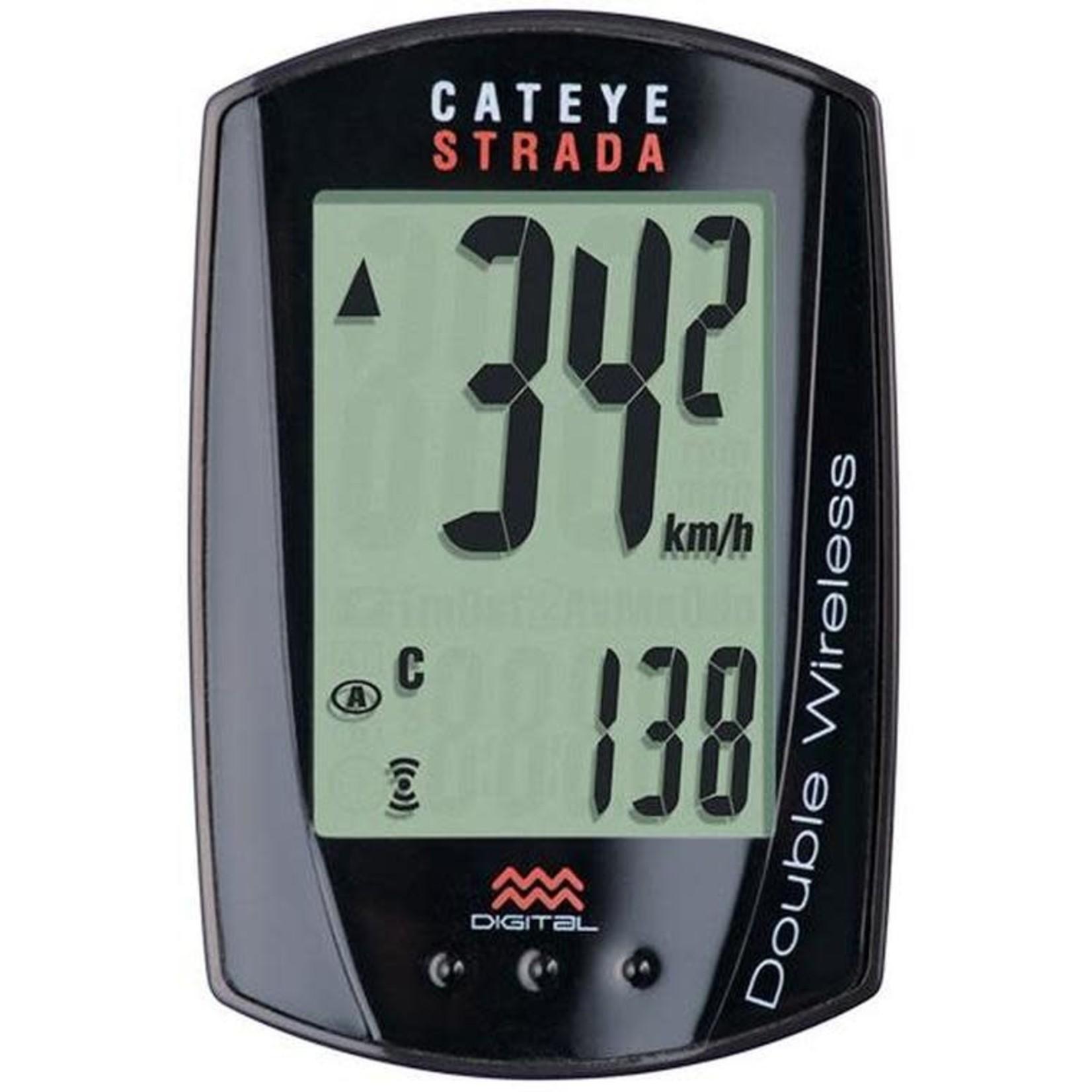 CatEye CATEYE STRADA DIGITAL WIRELESS COMPUTER - BLACK RD410DW