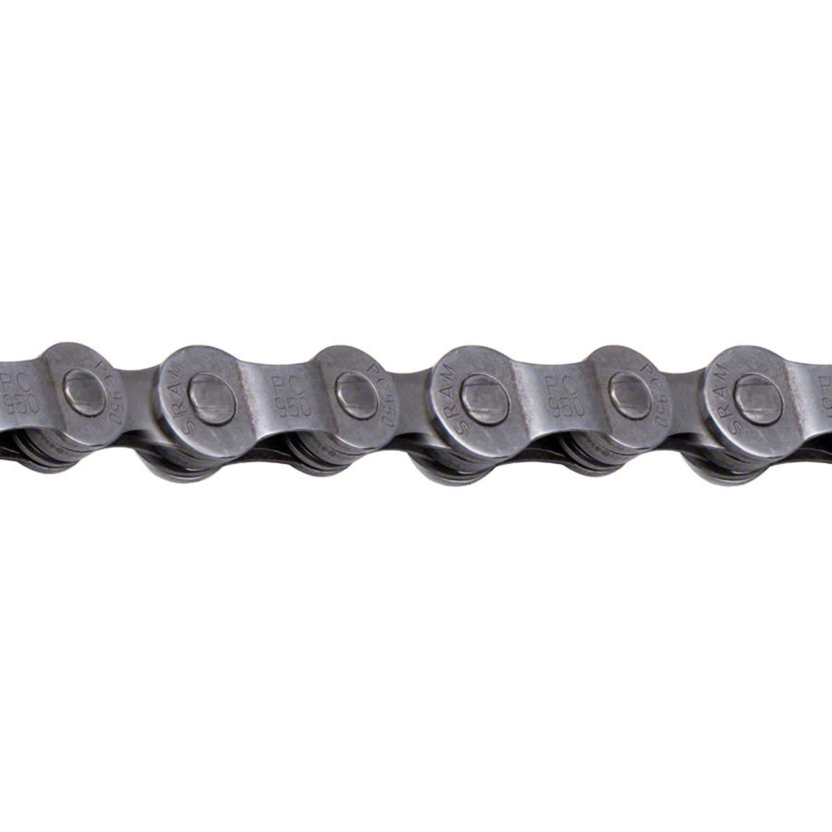 SRAM SRAM Chain PC-850 8 Speed 114L SILVER