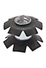 "AheadSet Aheadset  Star-Nut for 1-1/8"" Steel or Aluminum Steerer"