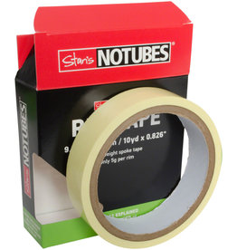 Stan's NoTubes Stan's No Tubes Yellow Rim Tape 10 Yards x 25mm Wide
