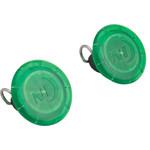 Nite Ize Nite Ize See'Em LED Spoke Light: Green~ 2-Pack