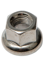 Problem Solvers Problem Solvers 3/8x26tpi Rear Outer Axle Nut with Rotating Washer Sold Each