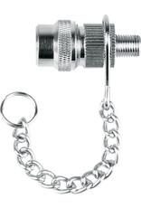 SKS SKS Pump Adaptor with Chain, Presta to Schrader