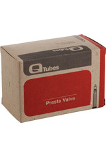 "Q-Tubes Q-Tubes 20"" x 2.8-3.0"" Tube: Low Lead 32mm Presta Valve"