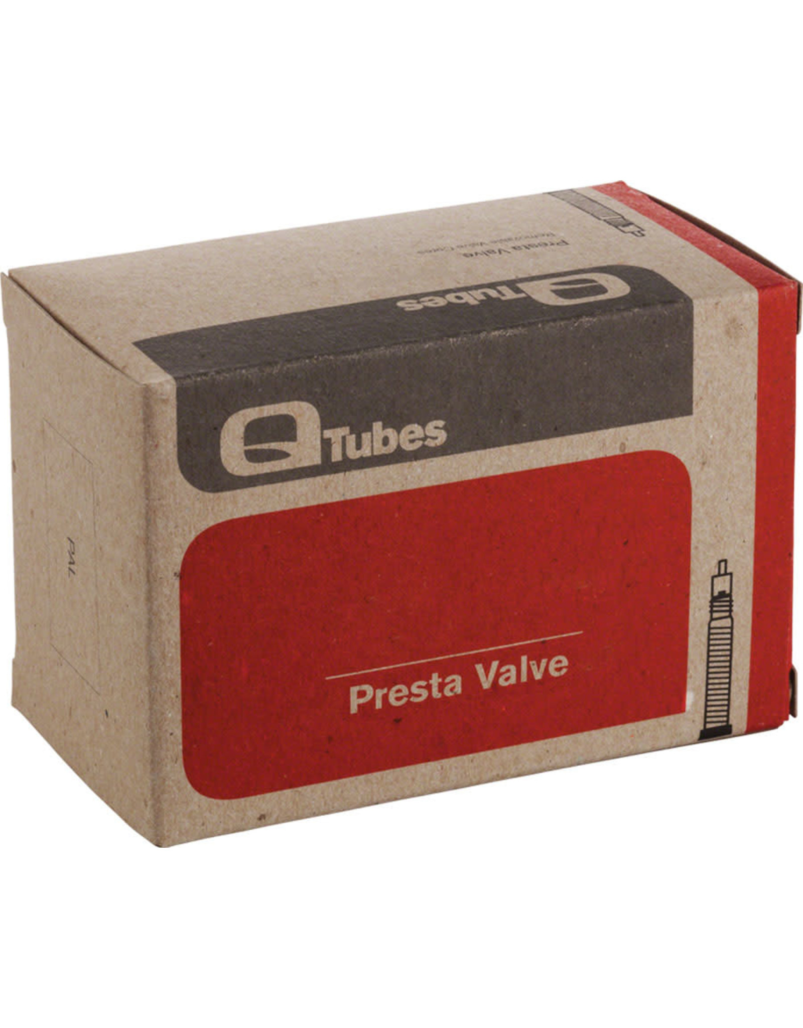 """Q-Tubes Q-Tubes 29"""" x 2.36-2.8"""" Tube: 48mm Presta Valve"""