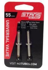 Stan's NoTubes Stan's No Tubes 55mm Tubeless Valves: Pair