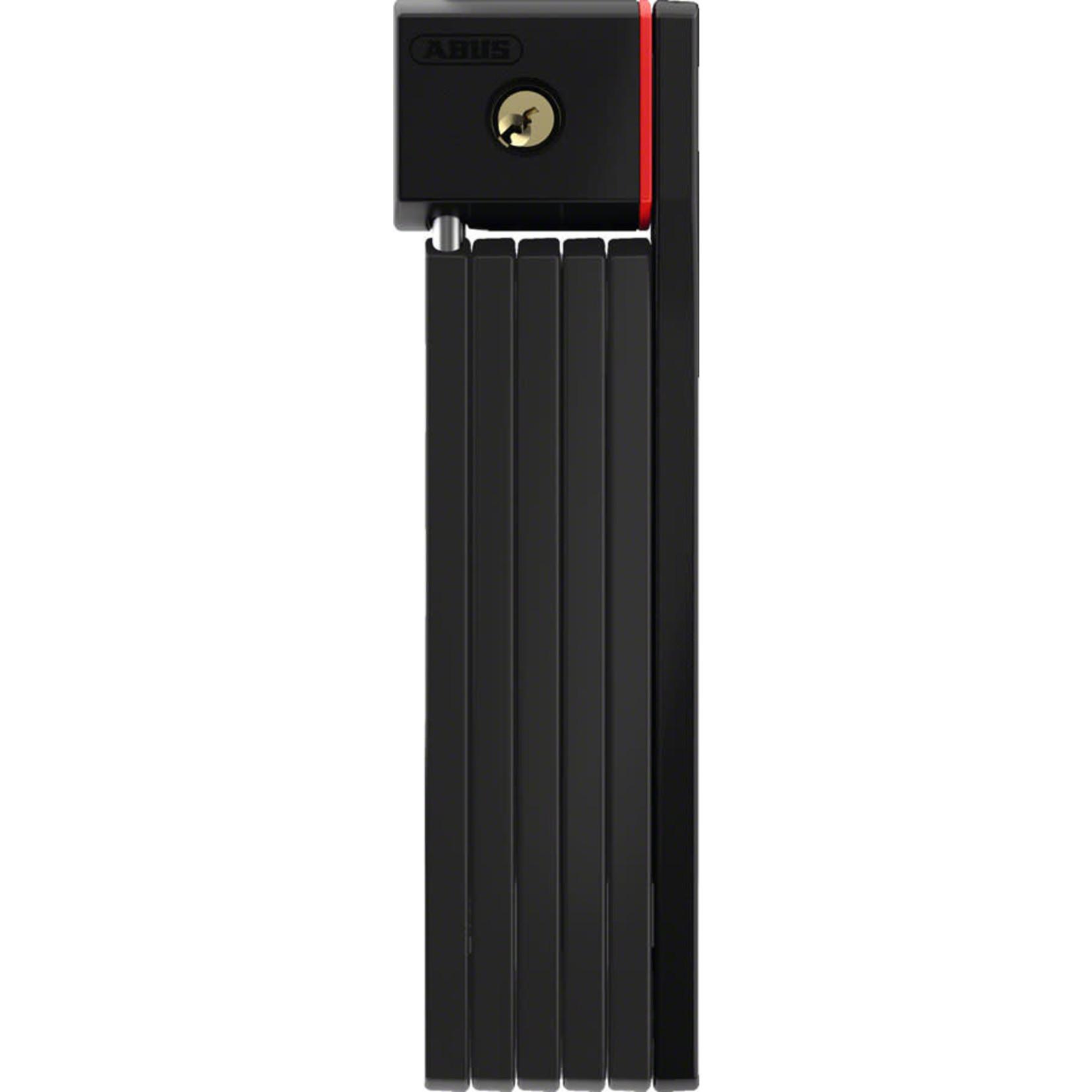 ABUS ABUS Keyed Folding Lock uGrip Bordo 5700 (80cm/2.6ft), Black