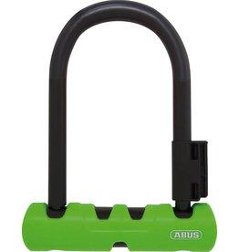 """ABUS ABUS Keyed U-Lock Ultra Mini 410: 5.5"""" Shackle, Black"""