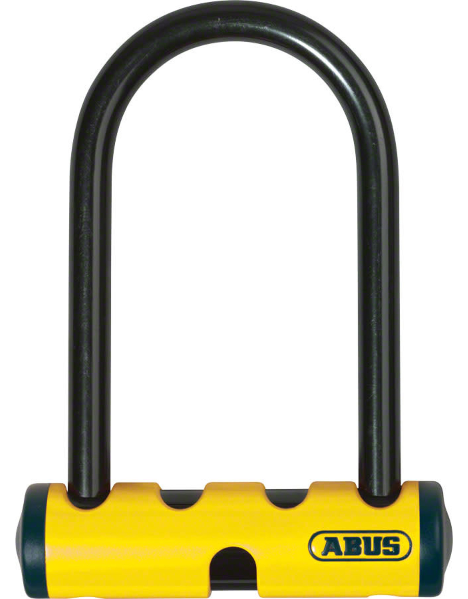 ABUS Abus U-Lock - U-Mini 40 yellow - 5.5 inch U / 15mm round shackle