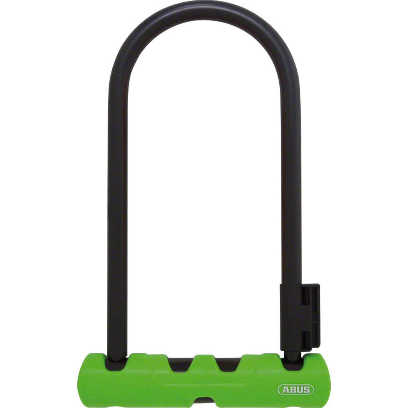 "ABUS Abus Ultra 410 U-Lock - 3.9 x 9"", Keyed, Black, Includes bracket"
