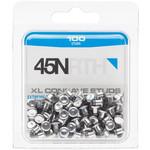 45NRTH 45NRTH XL Concave Carbide Aluminum Studs: Pack of 100