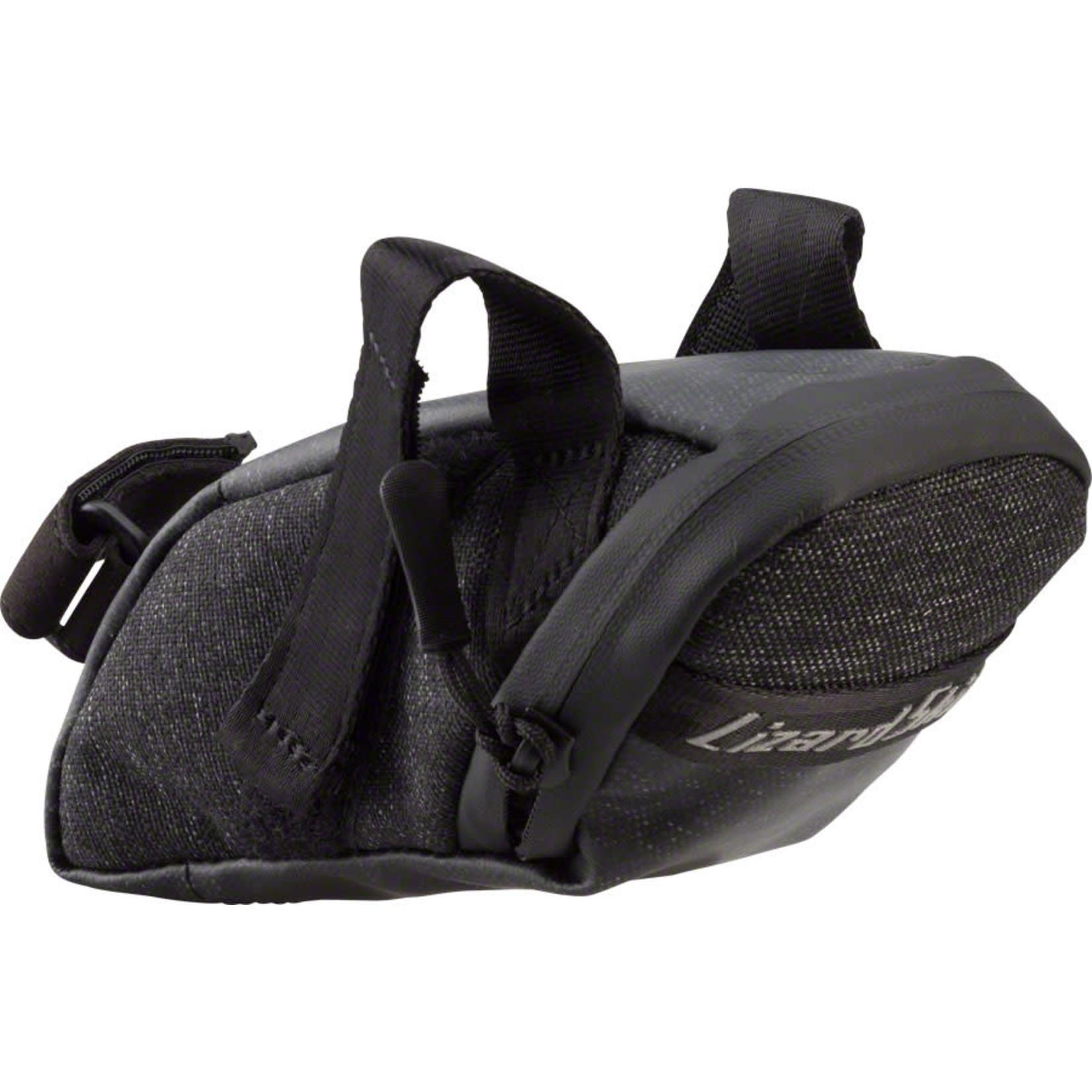 Lizard Skins Lizard Skins Cache Seat Bag: Jet Black