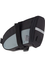 MSW MSW Brand New Bag, SBG-100 Seat Bag, Black/Gray, MD