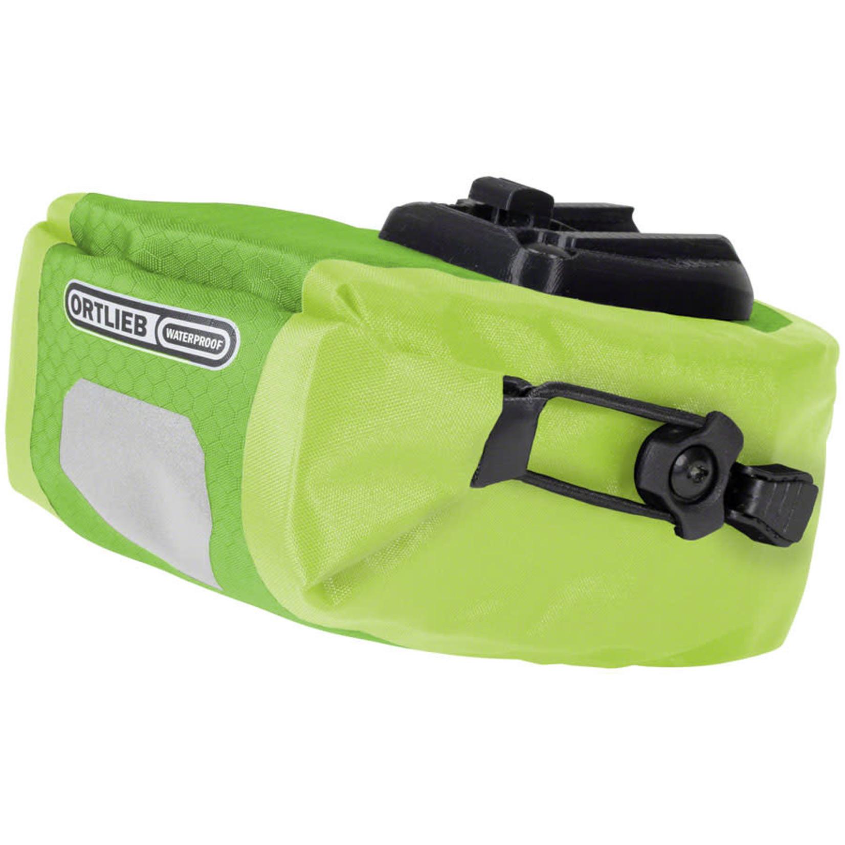 Ortlieb Ortlieb Micro Two Saddle Bag: Lime 0.8L