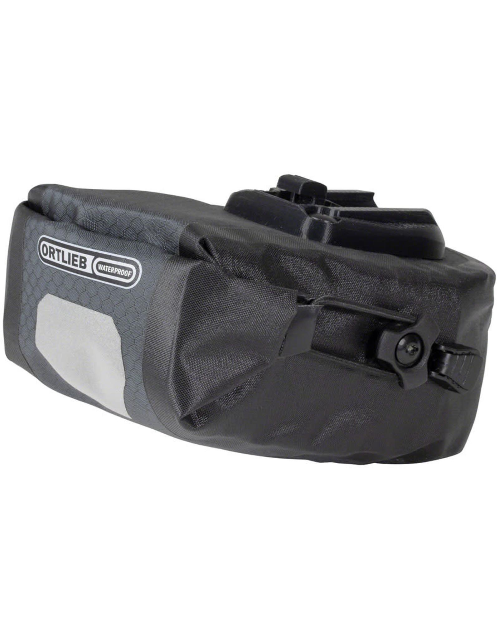 Ortlieb Ortlieb Micro Two Saddle Bag: Slate 0.8L