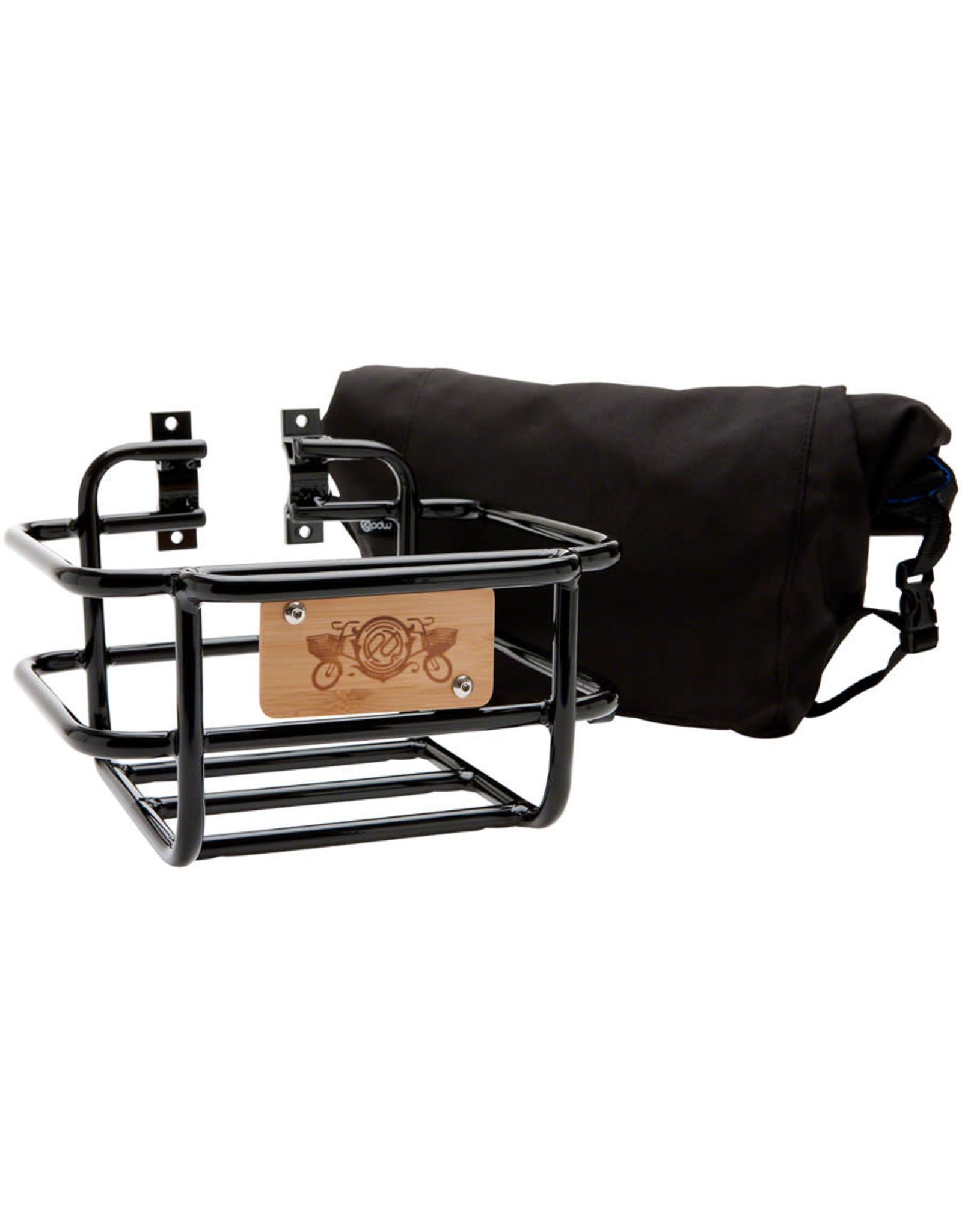 PDW Portland Design Works Takout Basket with Roll-Top Bag