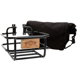 PDW Portland Design Works Takout Basket with Roll-Top Bag