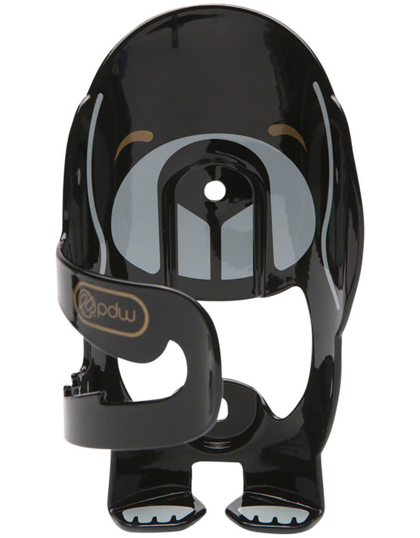 PDW Portland Design Works Very Good Dog Water Bottle Cage: Black