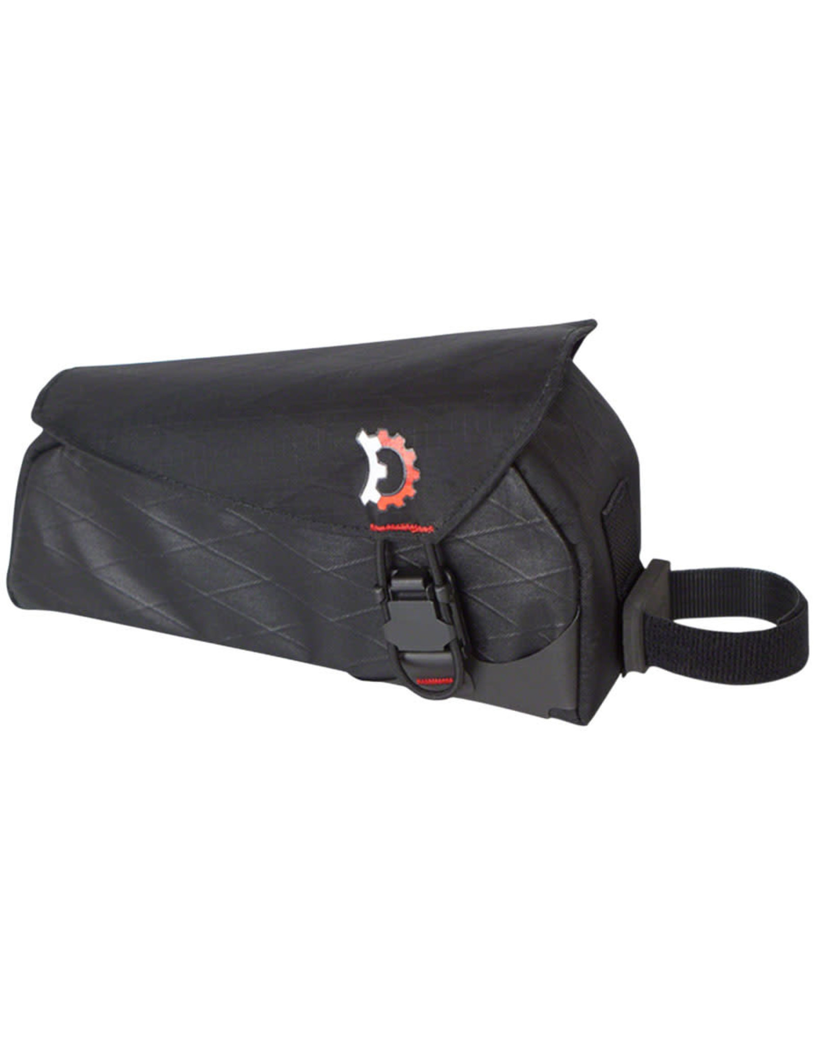 Revelate Designs Revelate Designs Mag-Tank Bolt-On Top Tube/Stem Bag: Black