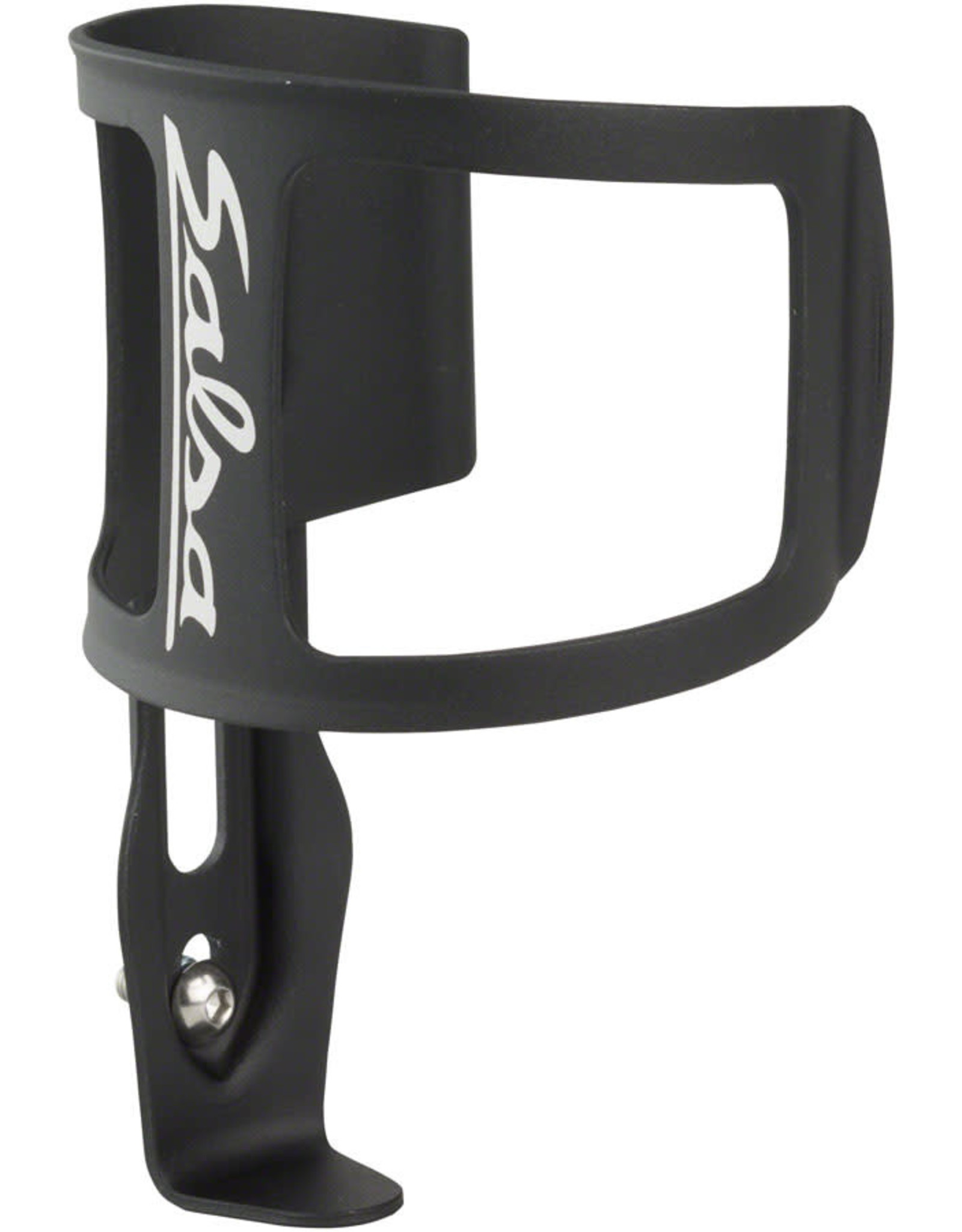Salsa Cycles Salsa Side Entry Water Bottle Cage - Black