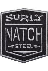 Surly Surly Natch Patch: Black/Silver
