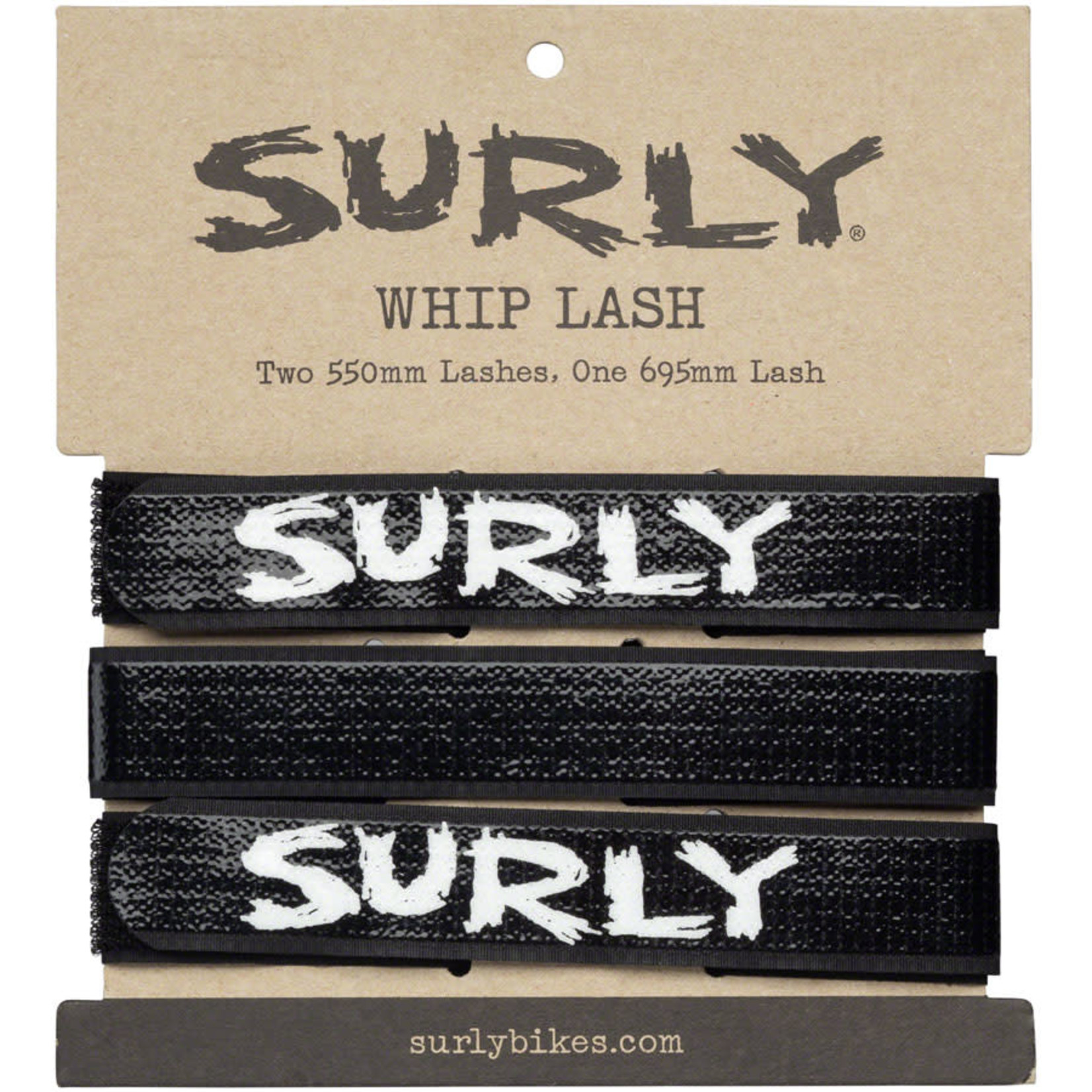 Surly Surly Whip Lash Gear Strap Multi-Pack