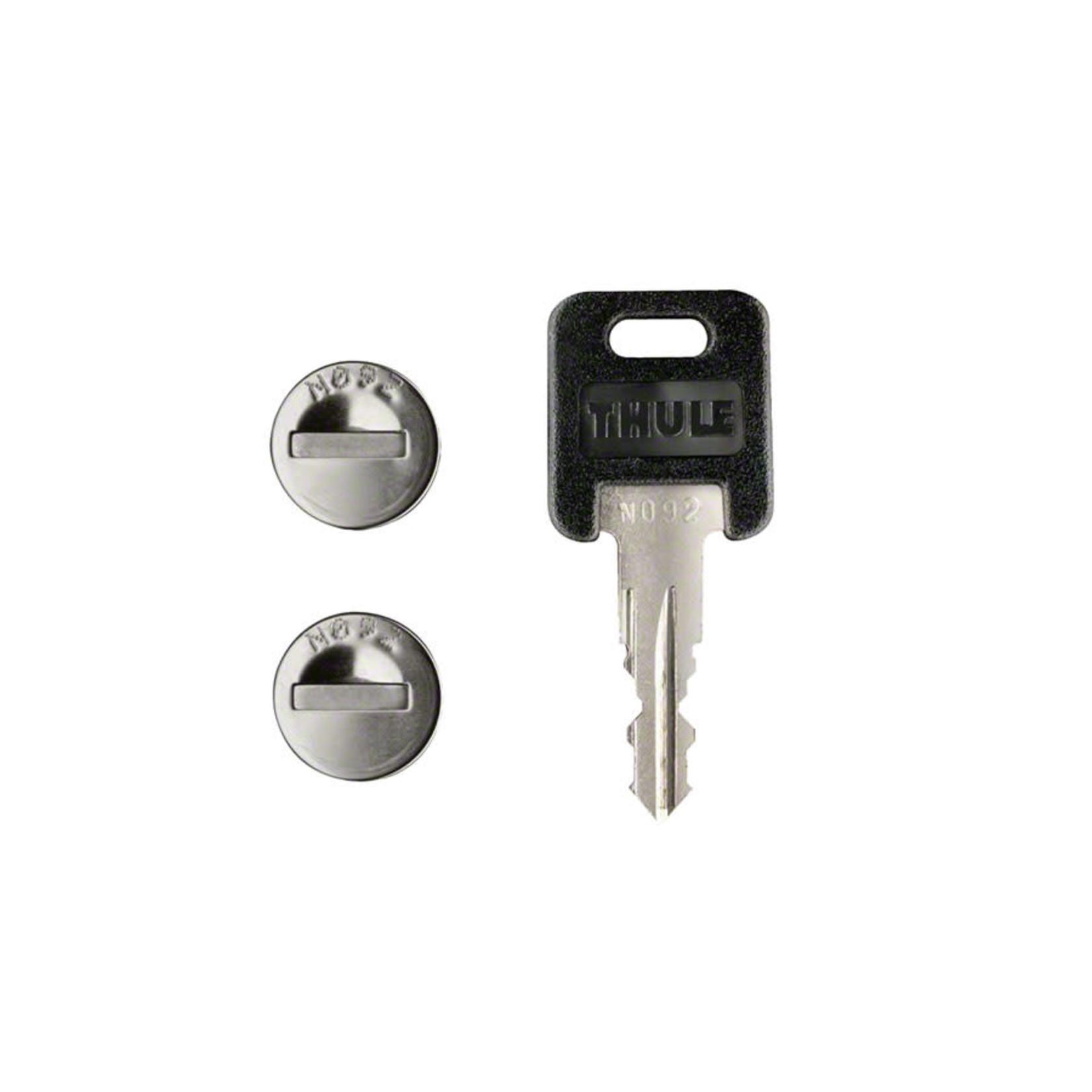 Thule Thule 588 Keyed-Alike Lock Cores: 8-Pack