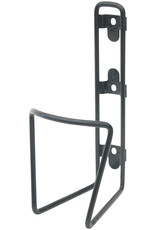 TwoFish TwoFish Bolt-On 40 oz Water Bottle Cage: Vinyl Coated Black, Bottle Not Included