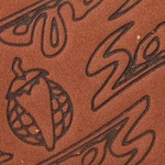 Salsa Cycles Salsa Gel Cork Bar Tape Dark Brown