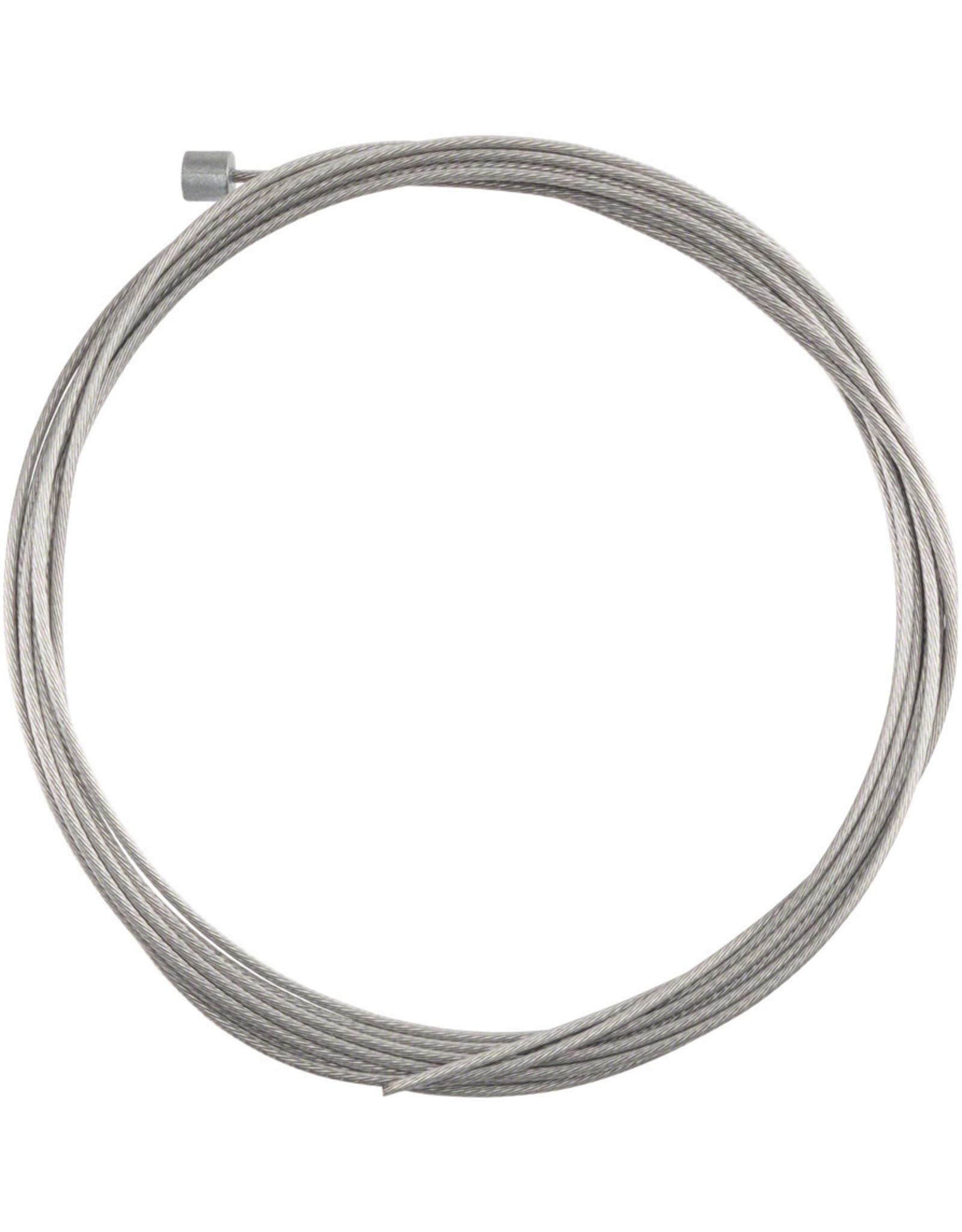 Jagwire Jagwire Slick Stainless Derailleur Wire, 2300mm Shimano Head