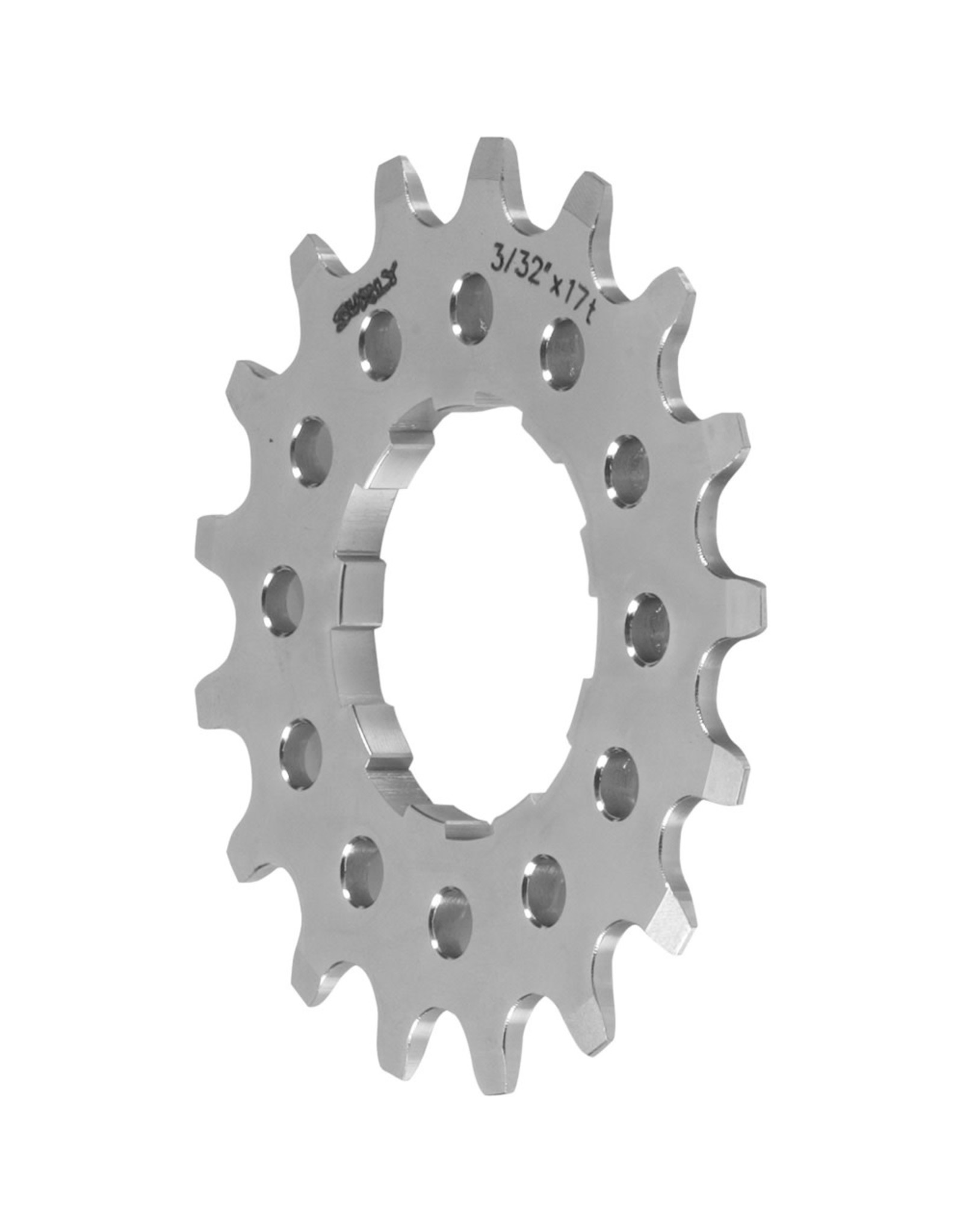 "Surly Surly Single Cassette Cog 3/32"" Splined 17t"