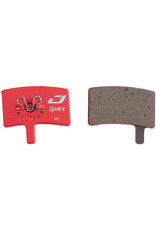 Jagwire Jagwire Mountain Sport Disc Brake Pads for Hayes Stroker Trail, Stroker Carbon, Stroker Gram