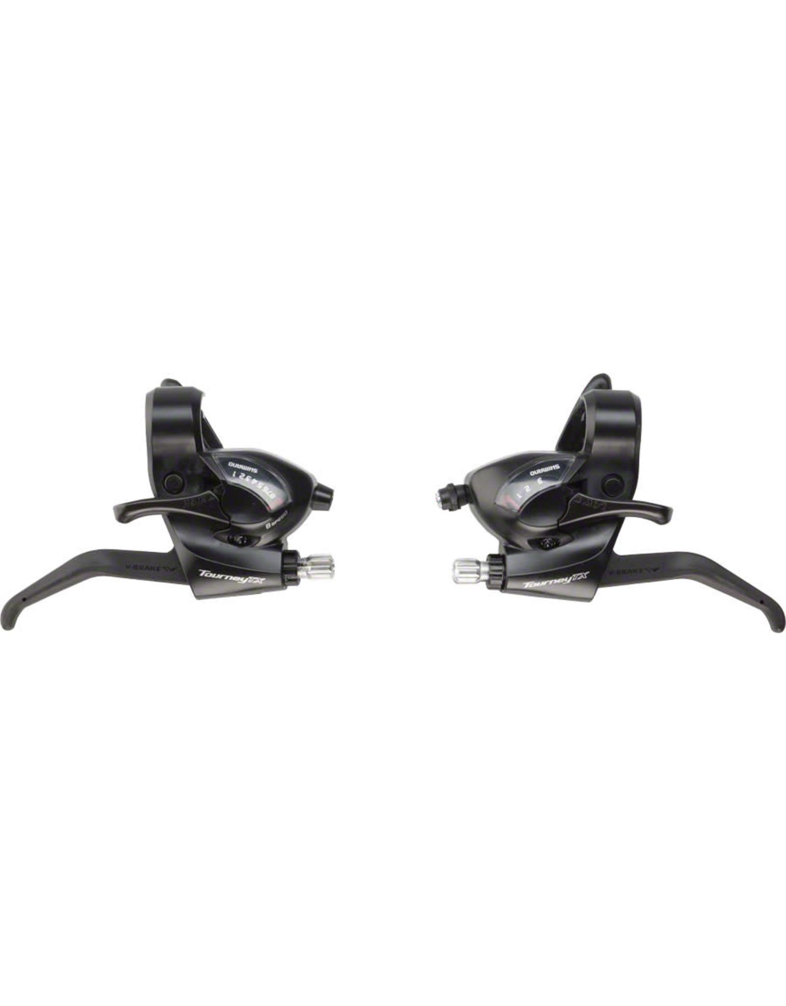 Shimano Shimano Tourney 3 x 7-Speed Shifter Set