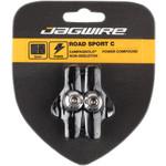 Jagwire Jagwire Road Sport C Brake Shoes Black Campagnolo Skeleton