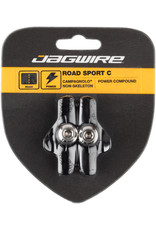 Jagwire Jagwire Road Sport C Brake Shoes Black Campagnolo Skeleton