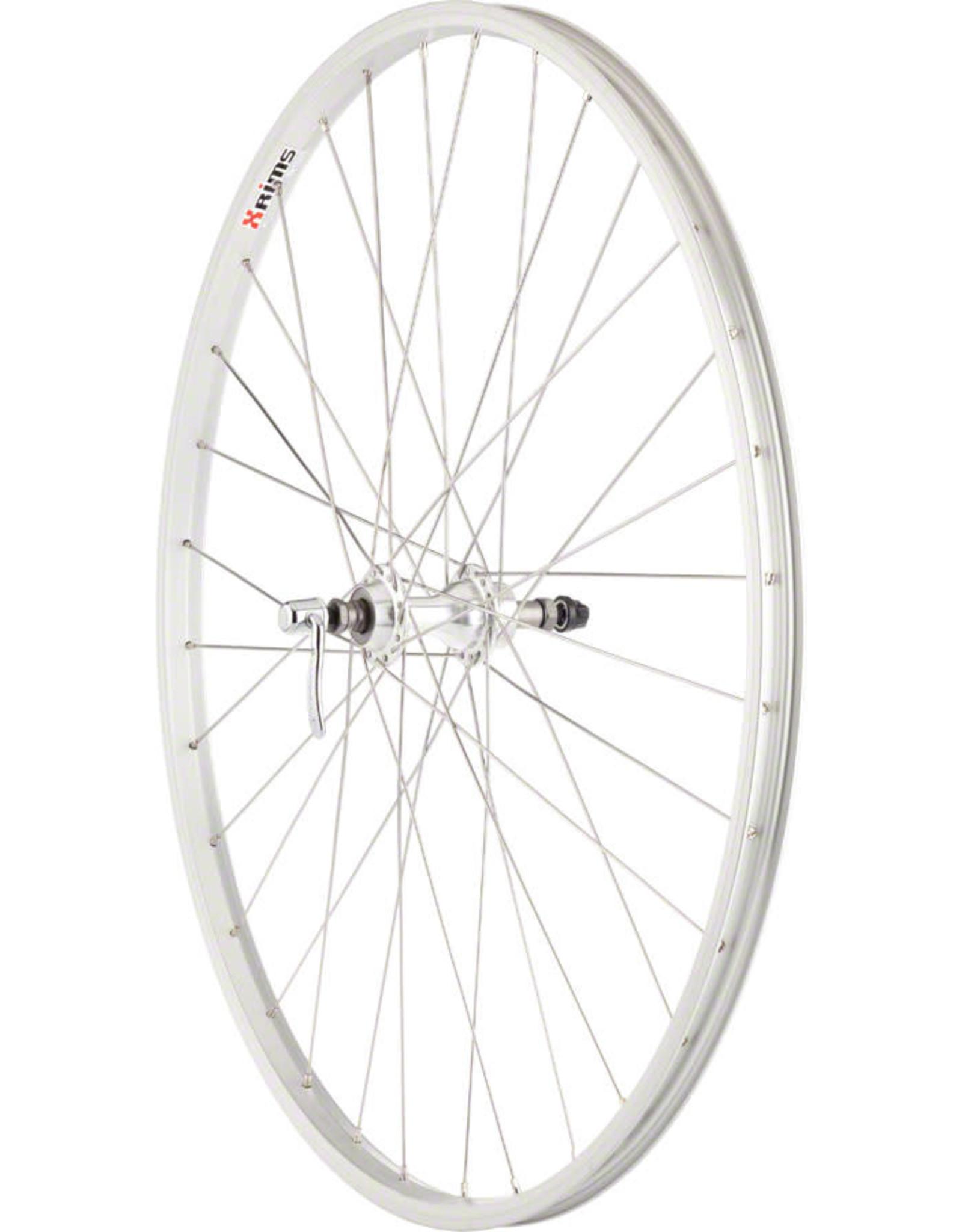 Dimension DMN Rear Wheel 700c Formula 130mm FW / Alex Y2000 SLV WE8675