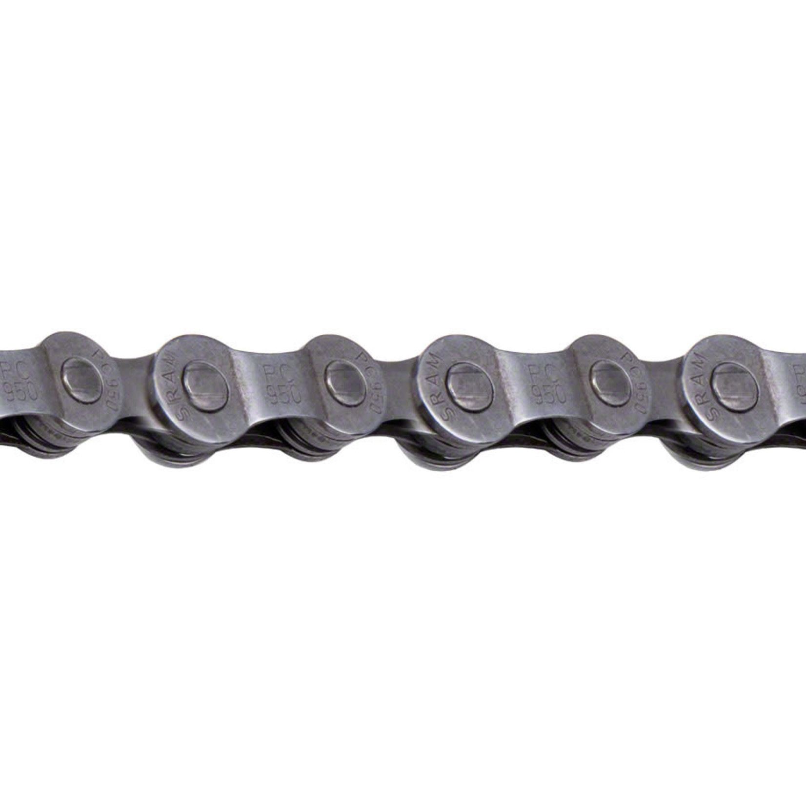SRAM SRAM Bulk PC850 6/7/8 speed chain Sil/Gry single