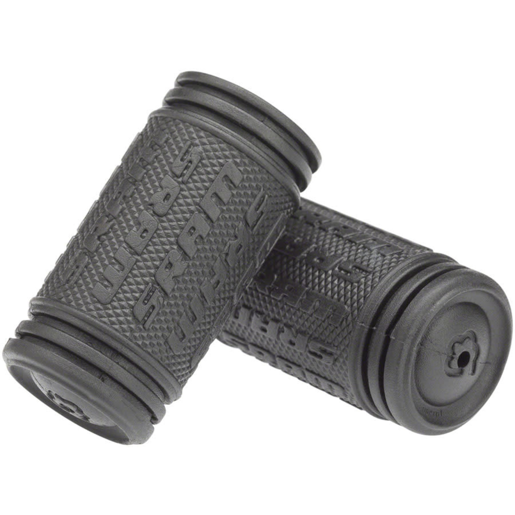 SRAM SRAM Half Pipe Stationary Grips: Black