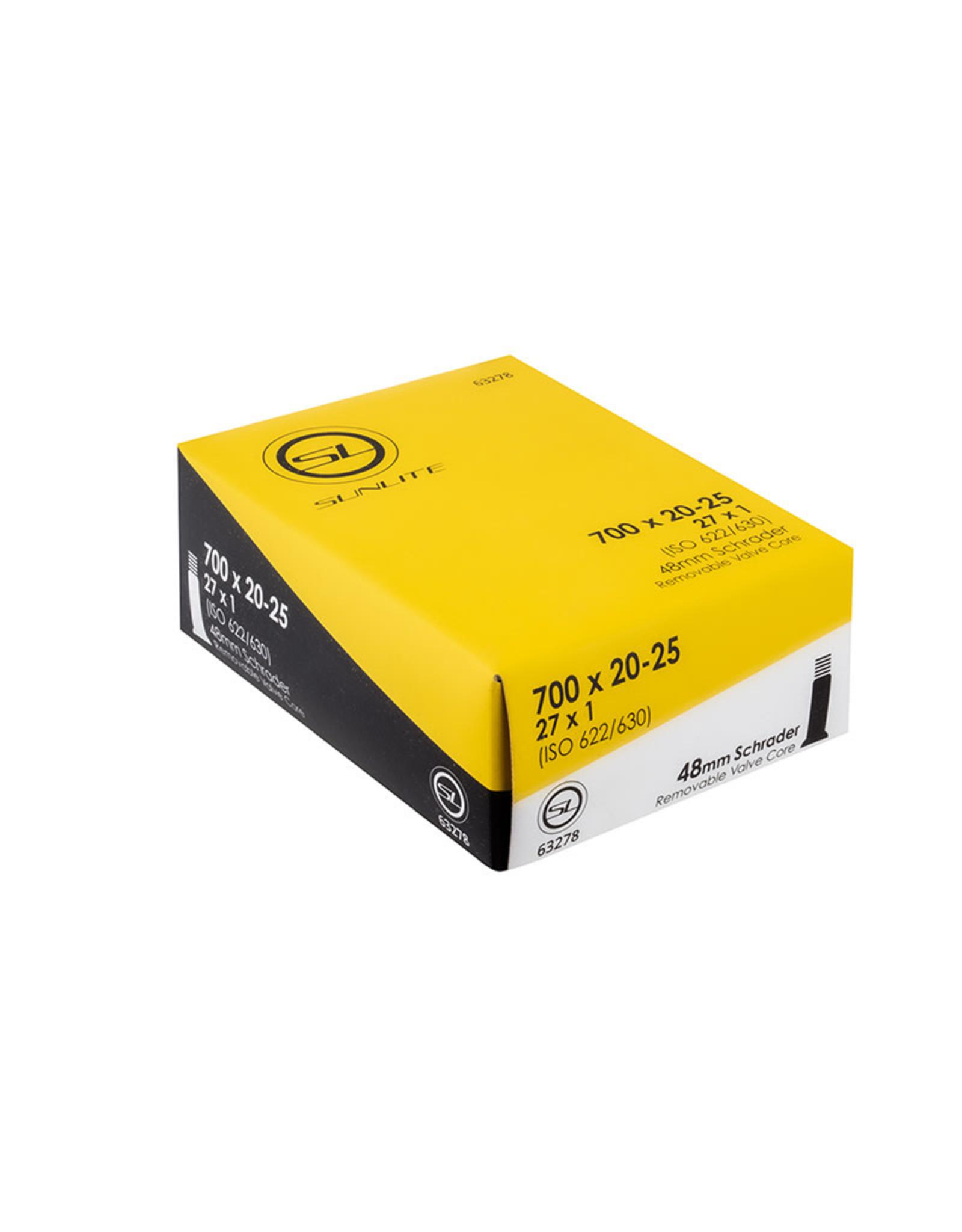 Sunlite Sunlite Tube 700x20-25 (27x1) SV 48mm