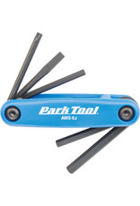 Park Tool Park AWS-9.2 Metric & Screwdriver Folding Wrench Set