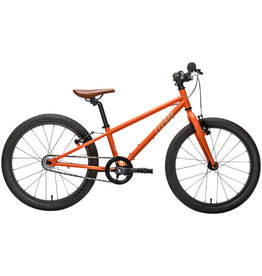 "Cleary Bikes Cleary Bikes Owl 20"" SS Bike Very Orange"