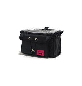 Swift Industries Swift Industries Paloma H-Bar Bag  - Black