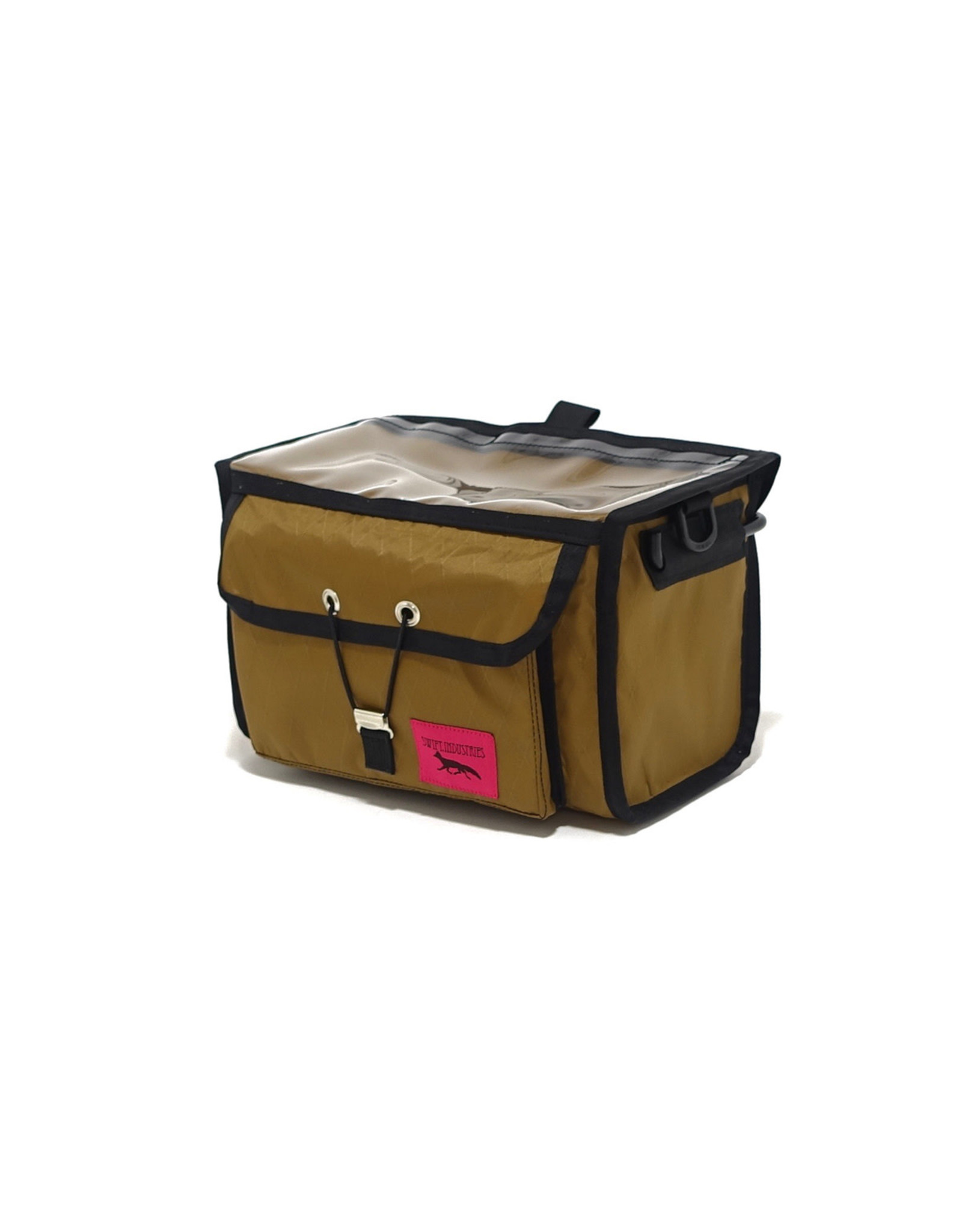 Swift Industries Swift Industries Paloma H-Bar Bag - Coyote