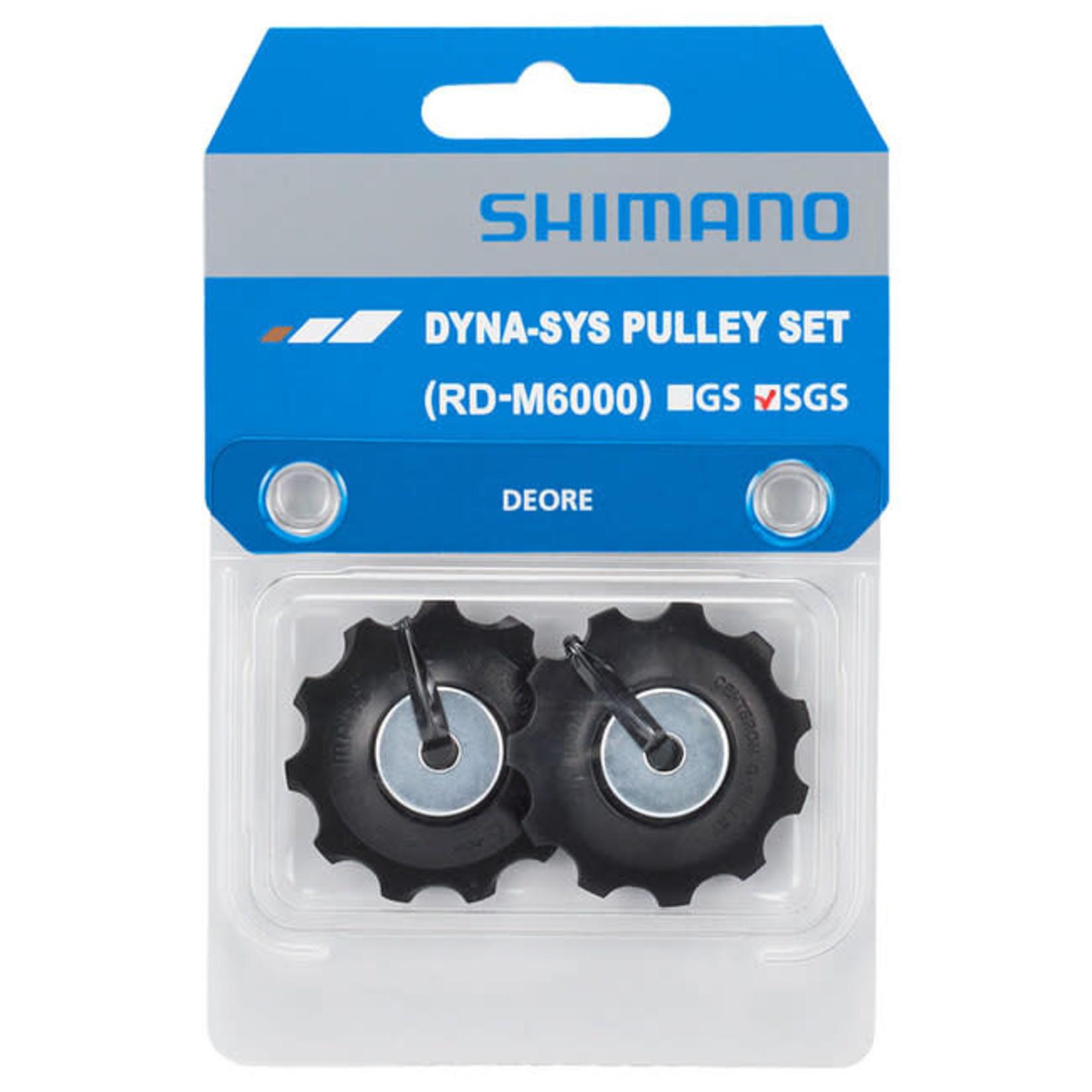 Shimano Shimano Deore RD-M6000-SGS 10-Speed Rear Derailleur Pulley Set