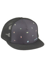 Salsa Salsa Out There Trucker Hat - Gray, One Size
