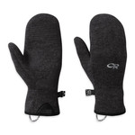 Outdoor Research Outdoor Research Wmn's Flurry Mitts Charcoal L