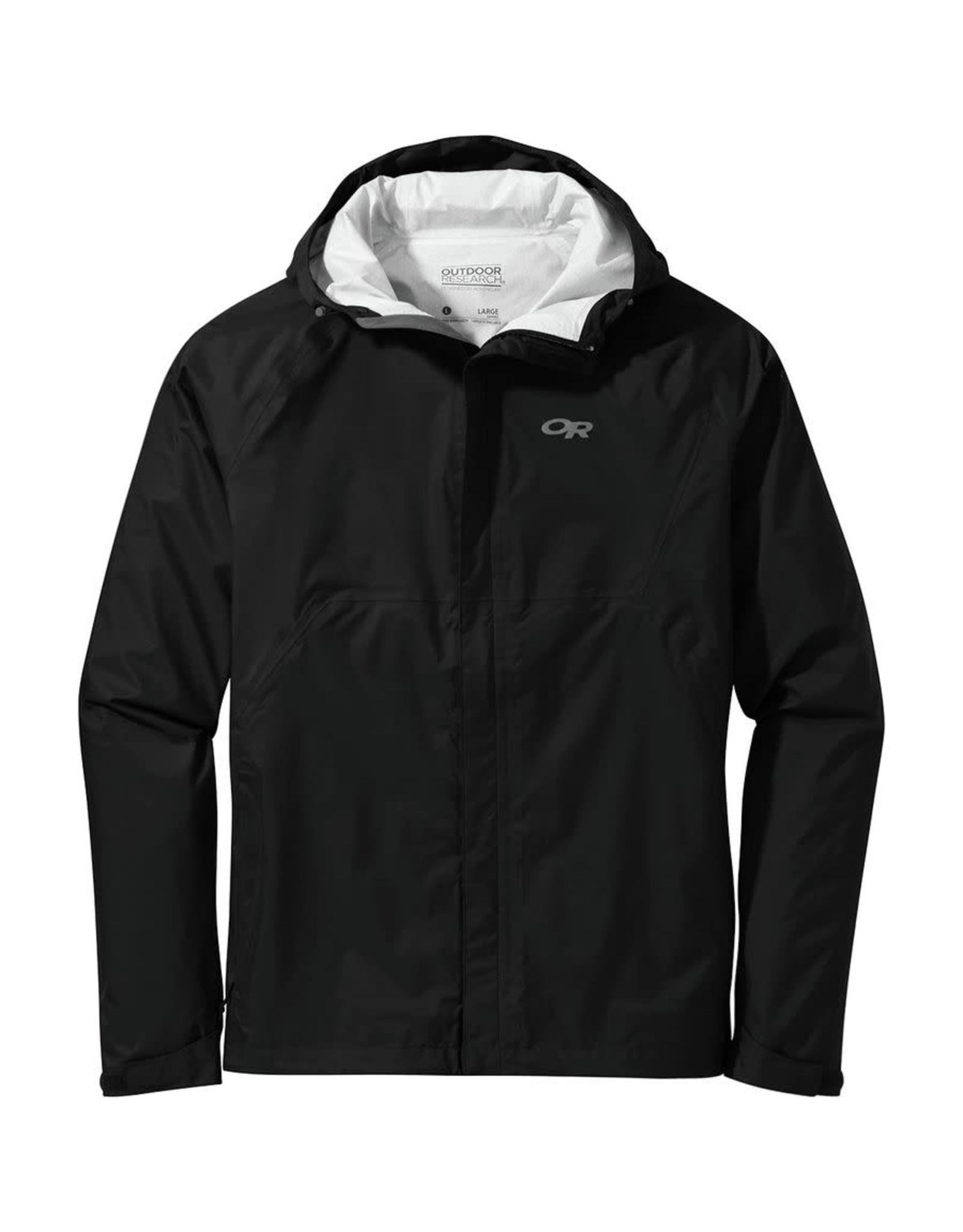 Outdoor Research Outdoor Research Apollo Rain Jacket Black XL
